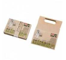 Flamingo Dog Bags Poop-Scoops Пакет бумажный для сбора фекалий собак 10 шт
