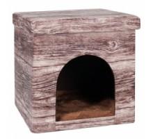 Flamingo CHALET HOUSE Домик для котов и собак