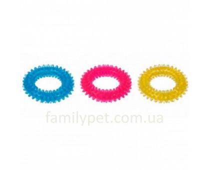 Flamingo Good4Fun Spike Ring Игрушка для собак кольцо с шипами 12,7 см