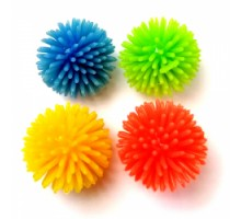 Flamingo Hedgehog Balls Игрушка для кошек мяч-еж  3,5 см