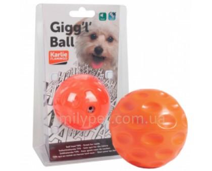 "Flamingo Gigg""L Ball Мяч игрушка для собак, резина 7 см"