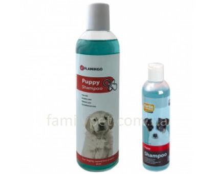 Flamingo Puppy Shampoo Шампунь для щенков без слез 300 мл