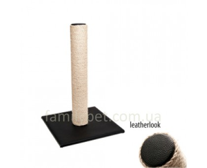 Flamingo Imitation Leather Когтеточка для кошек  38х38х59 см