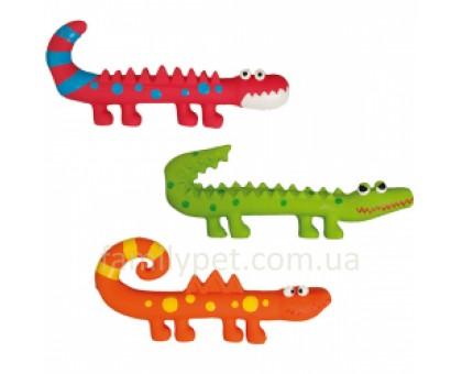 Flamingo Jurassic Игрушки для собак динозавры латексные с наполнителем 20х8,5х3 см