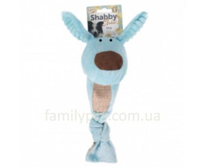 Flamingo Shabby Chic Dog Игрушка для собак с мячом и пищалкой