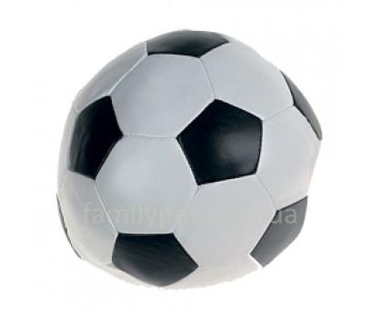 Flamingo Soccerball Blackwhite Игрушка для собак мяч черно-белый 15 см