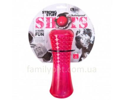 Flamingo Shots Stick Суперпрочная игрушка для собак плавающая