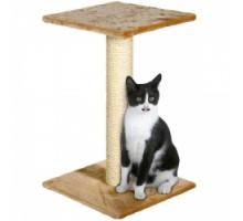 Flamingo Steffi Beige Когтеточка для кошек с платформой