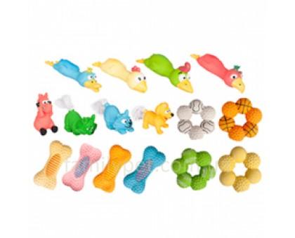 Flamingo Toys Игрушки для собак в ассортименте 8 см