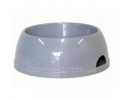 Moderna Eko Двойная миска для собак пластик 2450 мл