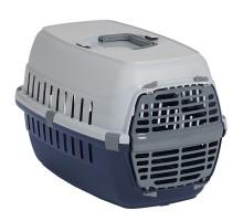 Moderna Roud Ranner Переноска для собак и кошек с пластиковой дверью 51х31х34 см