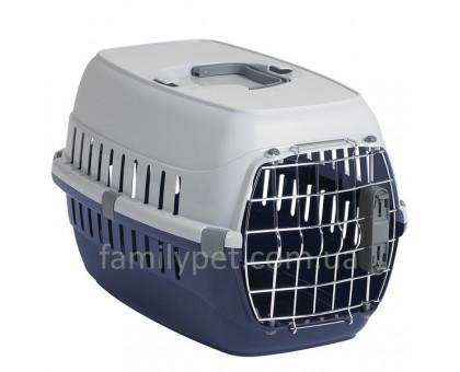 Moderna Roud Ranner Переноска для собак и кошек с металлической дверью IATA 51х31х34 см