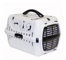 Moderna Roud Ranner Переноска для кошек и собак с пластиковой дверью 51х31х34 см
