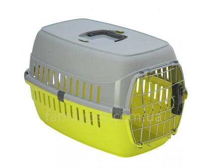Moderna Roud Ranner  Переноска для собак с металлической дверью IATA 58х35х37 см
