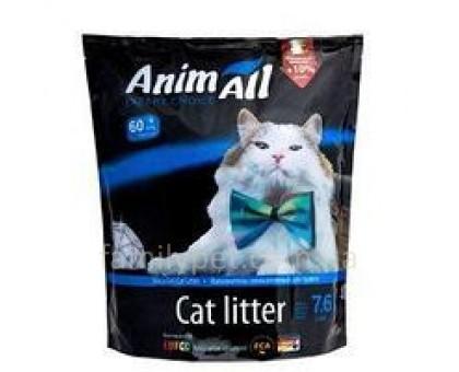 AnimAll Наполнитель для кошачьего туалеты Голубая долина