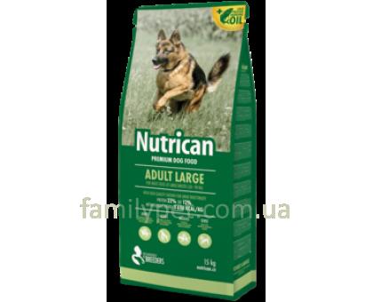 Nutrican Adult Large Breed Сухой корм для взрослых собак крупных пород