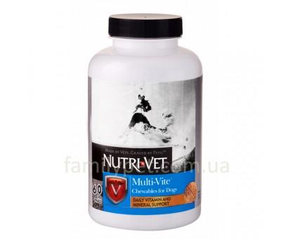 Nutri-Vet Multi-Vite Мультивитамины для собак