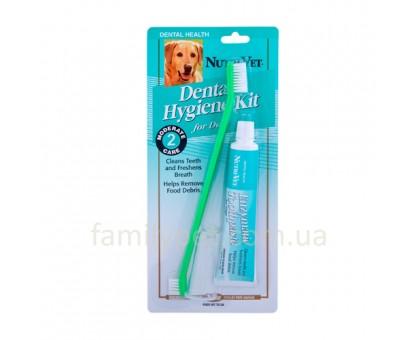Nutri-Vet Oral Hygiene Kit Набор для ухода за зубами