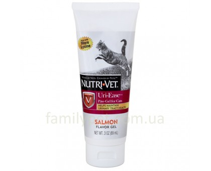 Nutri-Vet Uri-Ease Витаминный комплекс для подкисления мочи котов