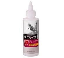 Nutri-Vet Ear Cleanse Ушные капли для кошек