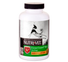 Nutri-Vet Grass Guard Добавка для собак защита газона