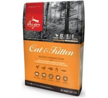 ORIJEN CAT&KITTEN Корм для кошек и котят на всех стадиях жизни и для всех пород