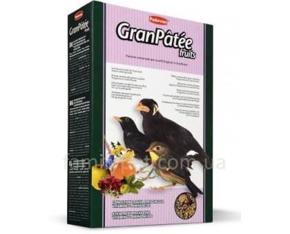 Padovan Granpatee fruits Корм для птиц  1 кг