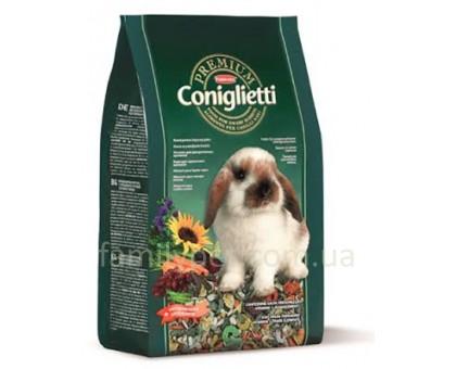 Padovan Premium coniglietti Корм для декоративных кролей