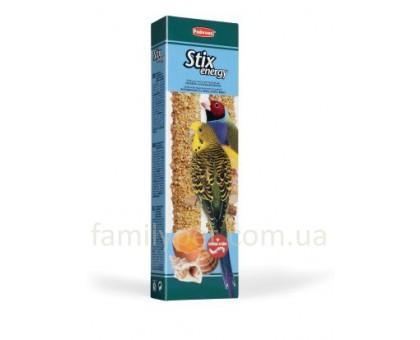 Padovan Stix energy Палочки для волнистых попугаев 80 г
