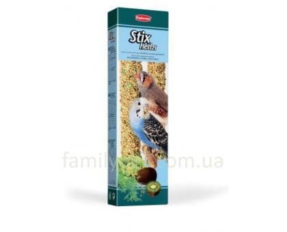 Padovan Stix herbs cocorite Дополнительный корм для волнистых попугаев, амадинов  80 г