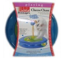Petstages Игрушка для котов Трек з мячиком для лакомств