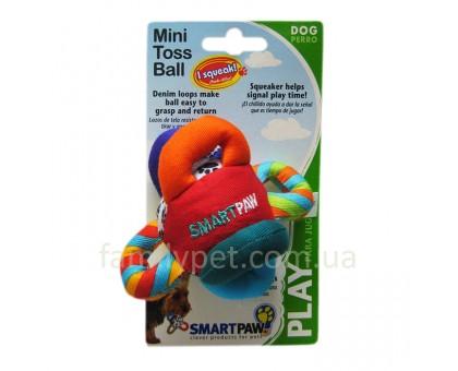 Petstages Игрушка для собак Мяч мини с петлями