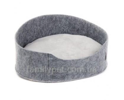 Лежак БАЛИ серый