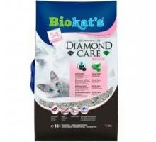 Biokats DIAMOND FRESH Наполнитель для кошачьего туалета 8 л
