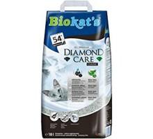Biokats DIAMOND CLASSIC Комкующийся наполнитель для  8L