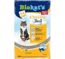 Biokats CLASSIC Наполнитель для кошачьего туалета