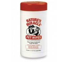 8in1 Салфетки очищающие  для собак и кошек 70 шт