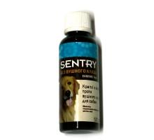 SENTRY EARMITE free Капли с алоэ против ушного клеща для собак