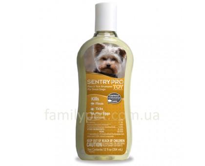Sentry Pro Toy Shampoo Шампунь от блох и клещей для собак мини и малых пород