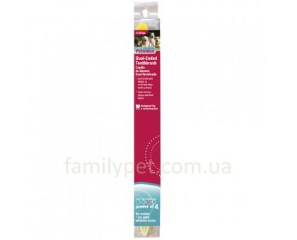 SENTRY Petrodex Soft istle Мягкая зубная щетка для собак и кошек