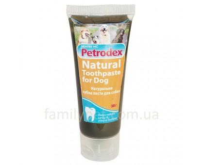 SENTRY Petrodex Natural Dental  Зубная паста со вкусом арахиса