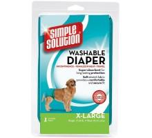 Simple Solution Washable Diaper X-Large Многоразовые гигиенические трусы для животных размер XL