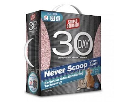 Simple Solution 30-day Super absorbent litter Ароматизирующий наполнитель для кошачьих туалетов