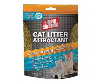 Simple Solution Cat litter attractant Средство для приучения котов к туалету 255 г