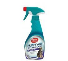 Simple Solution Puppy aid training spray  Средство для приучения щенков к туалету 480 мл