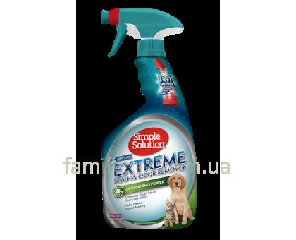 Simple Solution Stain & Odor Remover Spring Breeze Scent Средство для устранения всех запахов 945 мл