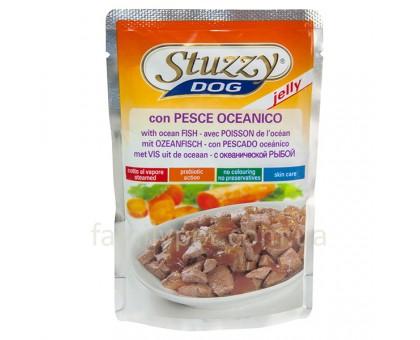 Stuzzy Dog Ocean Fish Консерва для собак с треской пауч 100г