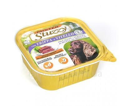 Mister Stuzzy Dog Tripe Calf Консерва для собак паштет с телятиной