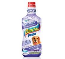 SynergyLabs Dental Fresh Advanced Жидкость от зубного налета и запаха из пасти собак и кошек 503 мл / 45 мл