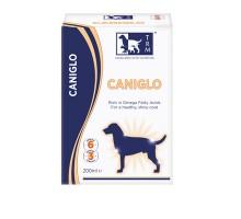 Caniglo - Питательное масло, богатое жирными кислотами для здоровой и блестящей шерсти, 200 мл